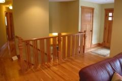 Custom banister